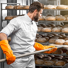 Bakers Gloves
