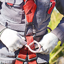Strapping Work Gloves