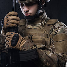 Tactical Work Gloves