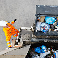 Refuse Collection Work Gloves