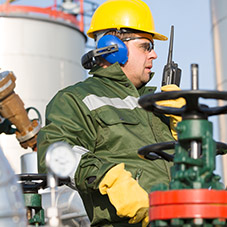Petro-Chemical Work Gloves