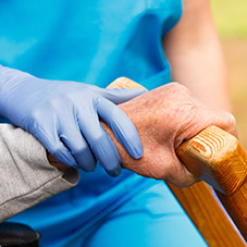 Care Home Work Gloves