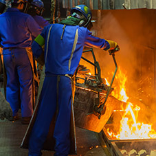Foundry Work Gloves
