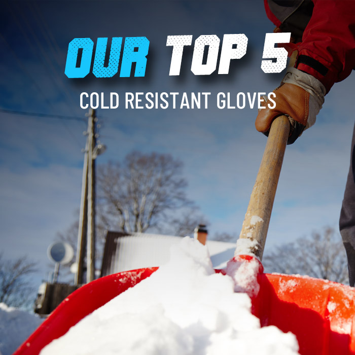Thermal cold resistant gloves top 5