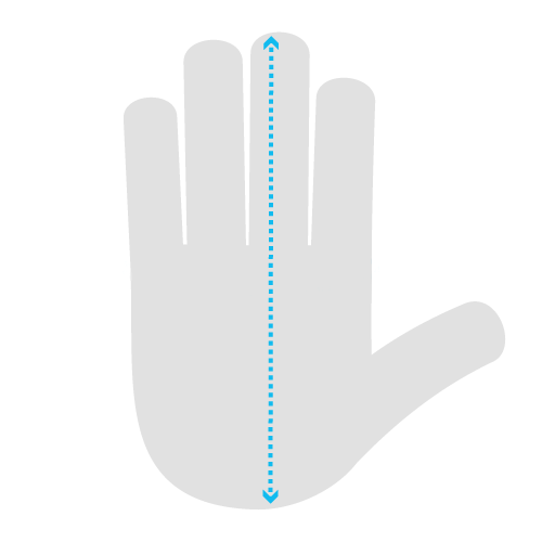 How to Measure the Circumference of Your Hand