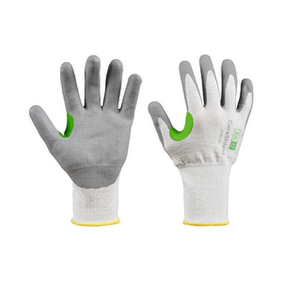 Honeywell CoreShield 24-0513W Cut Level D White Nitrile-Coated Gloves