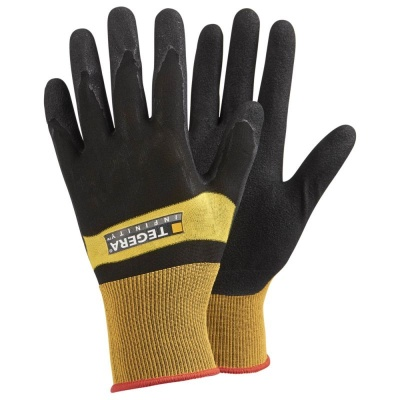 Ejendals Tegera Infinity 8802 Double Palm Dipped Handling Gloves