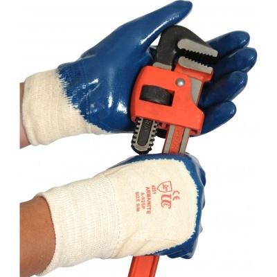 Armanite Heavyweight Palm Nitrile Coated Gloves A825P