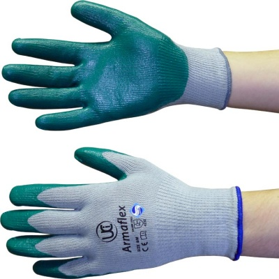 ArmaFlex Nitrile Palm Coated Gloves