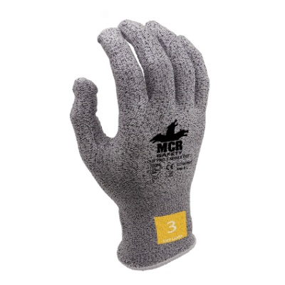 MCR Safety Cut Pro CT1007NT Nitrile Dotted Palm Work Gloves