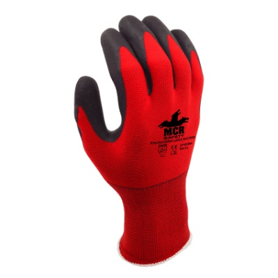 MCR Safety GP1005LS Latex Suction Work Gloves