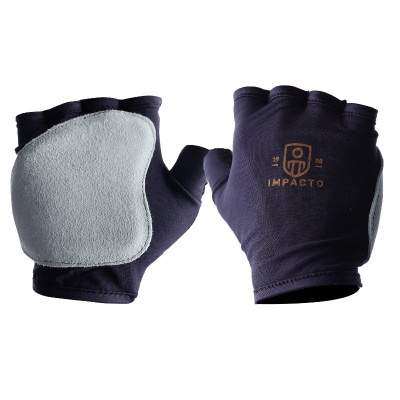 Impacto 501-10 Original Suede Fingerless Power Tool Gloves