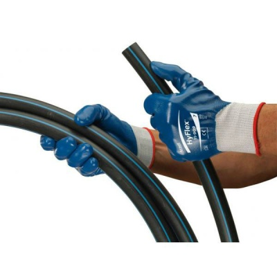 Ansell HyFlex 11-909 Fully Coated Nitrile Maintenance Gloves