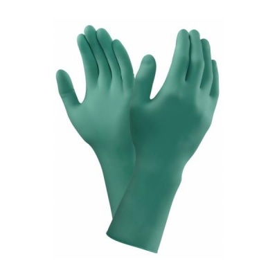 Ansell TouchNTuff 93-300 Disposable Nitrile Gloves