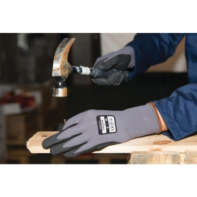 Aurelia Flex Ultra Nitrile Palm Coated Manufacturing Gloves 203