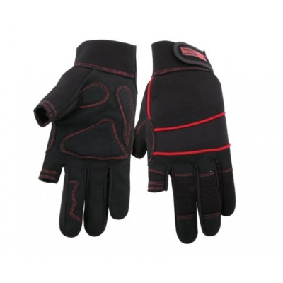 Blackrock Partially Fingerless 5400400 Machine Gloves