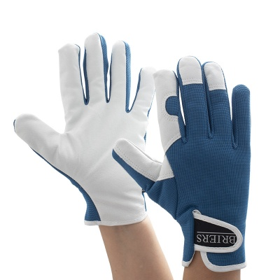 Briers Petrol Blue Lady Gardener Gloves B6530