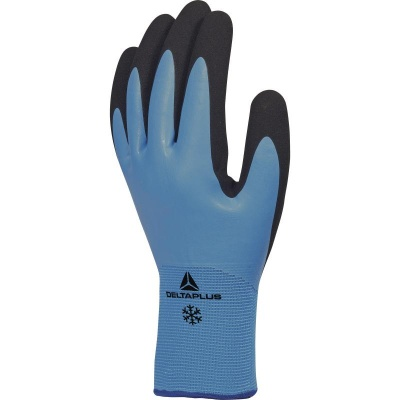 Delta Plus Double Latex Coated Water Resistant Thermal VV736 Gloves