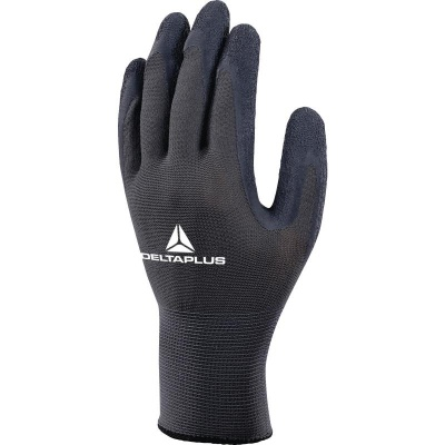 Delta Plus Knitted Polyester Latex Coated VE630 Gloves