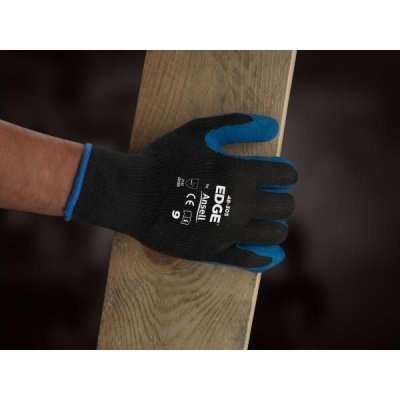 Ansell Edge 48-305 Palm Coated Polyester Work Gloves