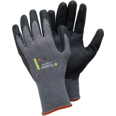 Ejendals Tegera 873 Palm Dipped Precision Work Gloves