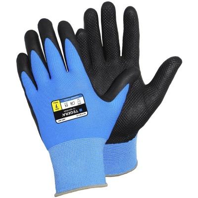 Ejendals Tegera 887 Palm Dipped Precision Work Gloves