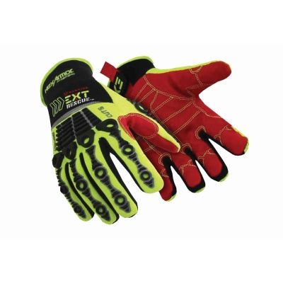 HexArmor EXT Rescue Barrier 4014 Reinforced Extrication Gloves
