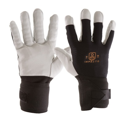 Impacto BG-473 Pearl Leather Power Tool Gloves