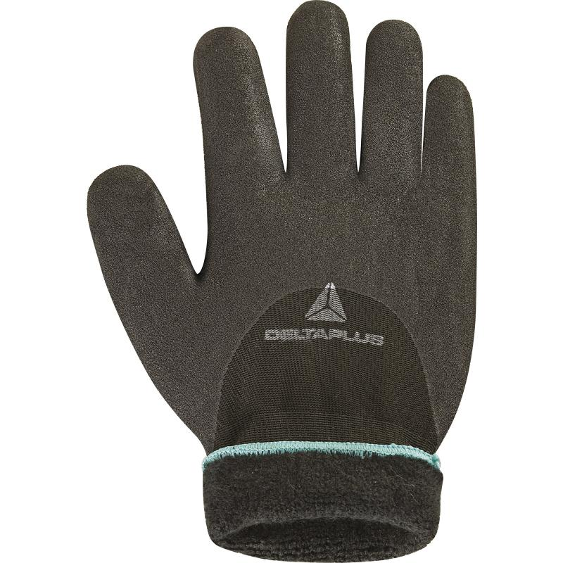 Acrylic Layer of the Delta Plus Thermal Nitrile Coated Hercule VV750 Gloves