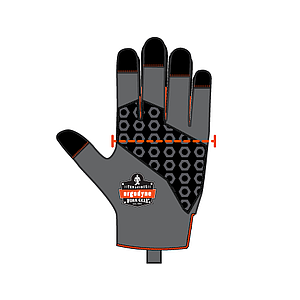 Ergodyne Glove Sizing Measurement