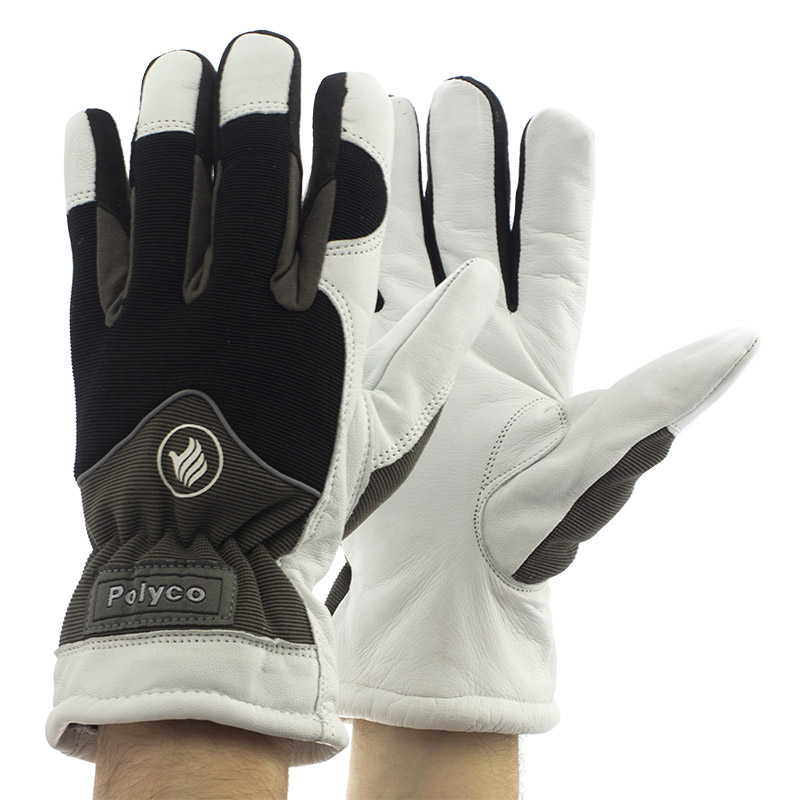 Pair Polyco 11 XX-Large Grip It Oil Therm Gloves