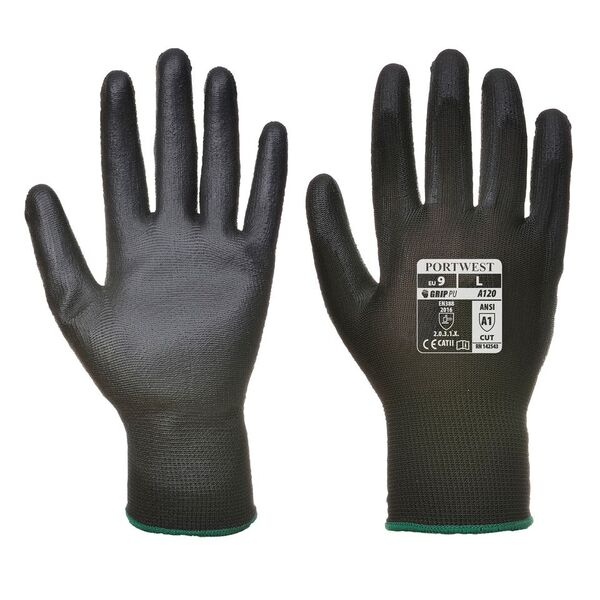 Nitrotouch B Nitrile Palm Coated Work Gloves