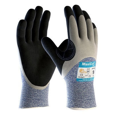 MaxiCut Oil Resistant 3/4 Coated Tough 34-505 Gloves