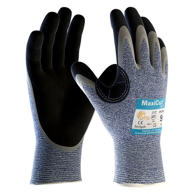 MaxiCut Palm-Coated Oil Resistant Grip 34-504 Gloves