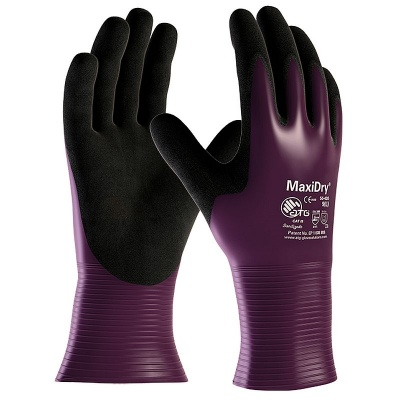 MaxiDry Fully Coated Oil Repellent 56-426 Gauntlets