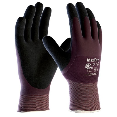 MaxiDry Zero Fully Coated Thermal Insulating Gloves 56-451