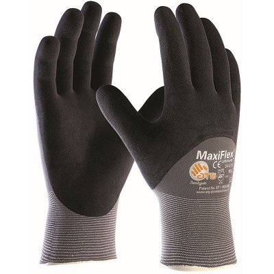 MaxiFlex Ultimate 3/4 Coated Seamless 34-875 Gloves