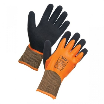 Pawa PG241 Latex Coated Water Resistant Thermal Gloves