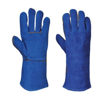 Portwest Cow Split Leather Welder Gauntlets A510