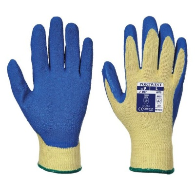 Portwest Latex Water-Repellent Gloves A610