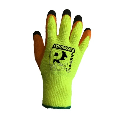 Predator 4 Grip WinterPaws Thermal High Visibility Cut Resistant Gloves