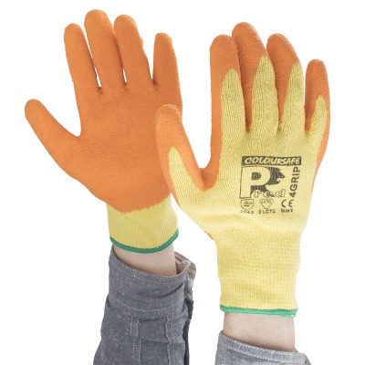 Predator 4 Grip High Visibility Cut Resistant Gloves 2LCTC