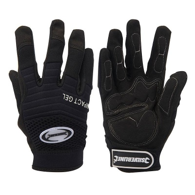 Silverline Gel Palm Anti-Vibration Gloves