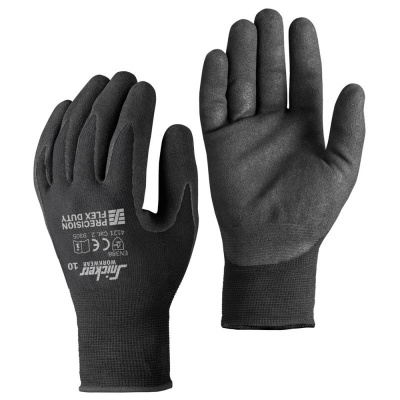 Snickers Precision Flex Duty Grip Gloves 9305