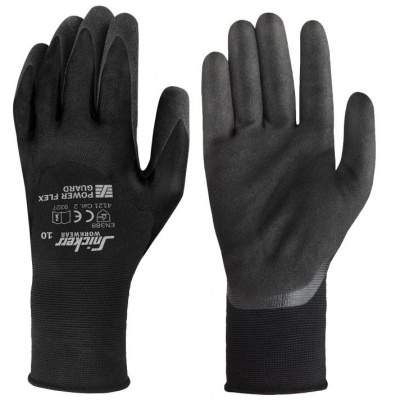 Snickers Power Flex Guard Oil Gloves 9327