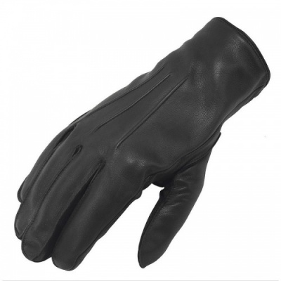 Southcombe SB00001A Uniform Lined Leather Police Gloves