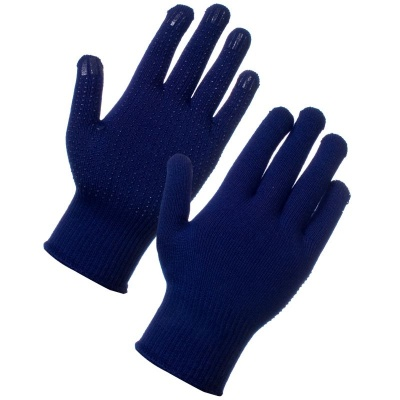 Supertouch 27413 PVC Dot Superthermal Gloves