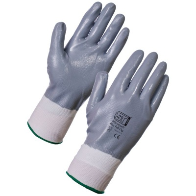 Supertouch 6026 Nitrotouch Plus Full Dip Gloves