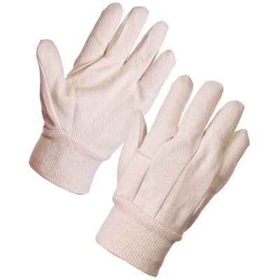 Supertouch 8oz Cotton Drill Gloves 24003 (Case of 300 Pairs)