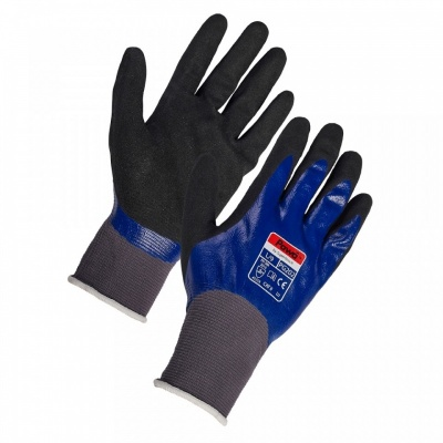 Pawa PG202 Nitrile Coated Oil Resistant Gloves
